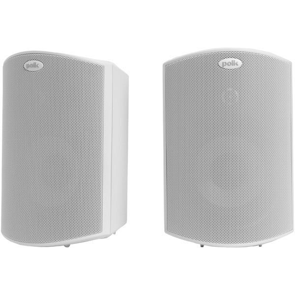 Polk Audio Atrium 4 Ηχείο Εξωτερικού χώρου.white.side