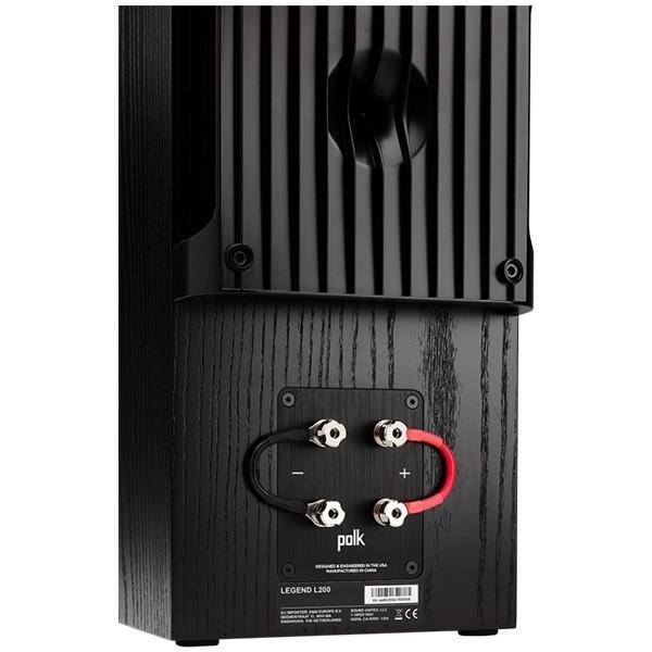 Polk Audio Legend L200 Ηχείο ραφιού.black11