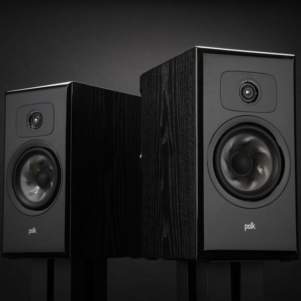 Polk Audio Legend L200 Ηχείο ραφιού.black1