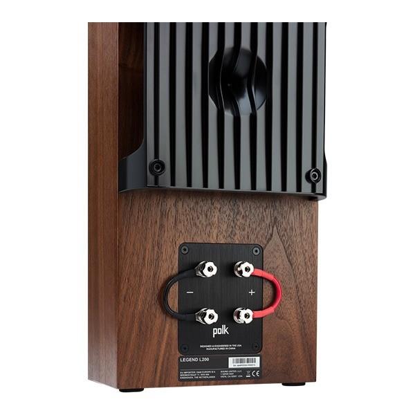 Polk Audio Legend L200 Ηχείο ραφιού.brown10