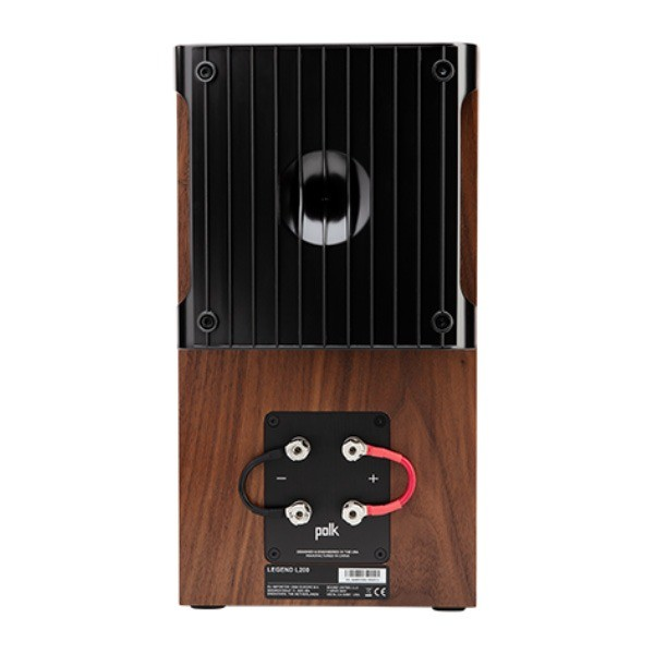 Polk Audio Legend L200 Ηχείο ραφιού.brown9
