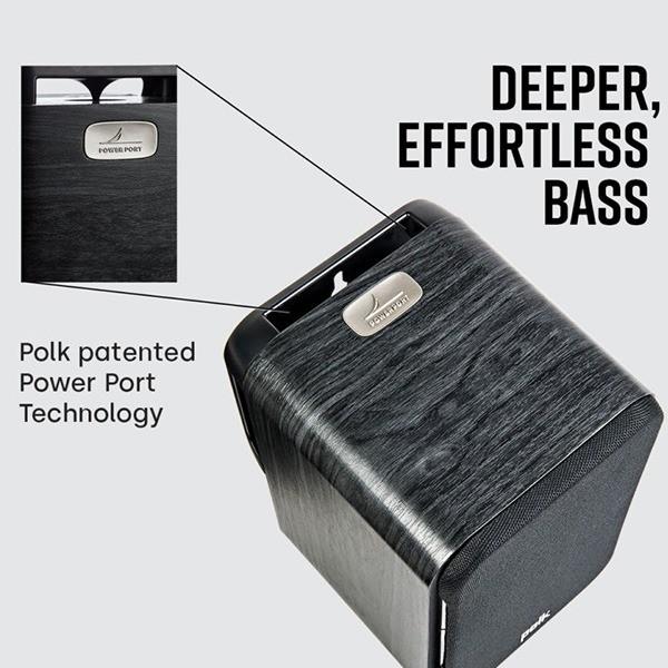 POLK AUDIO S10.12 ηχείο ραφιού