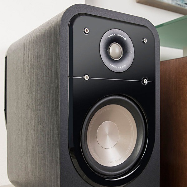 POLK AUDIO S20. Υψηλής ανάλυσης ηχείο ραφιού για Home Theater και μουσική