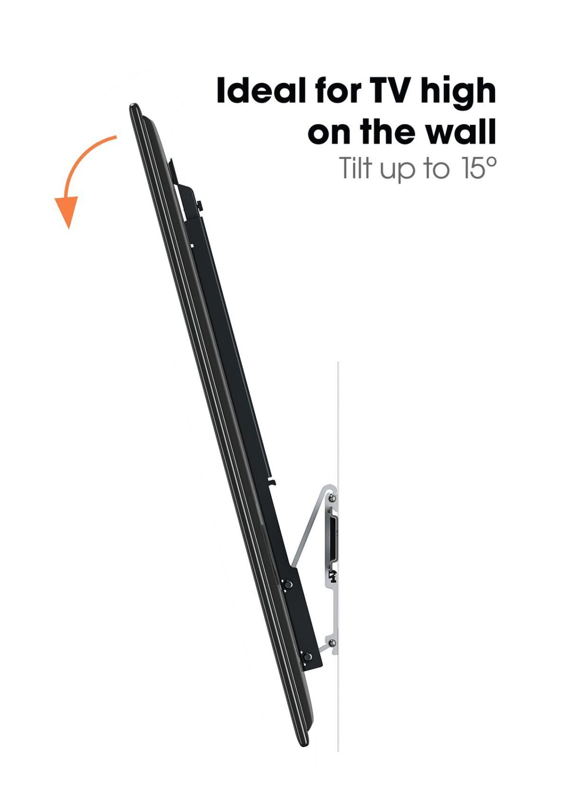 THIN 415 ExtraThin Tilting TV Wall Mount