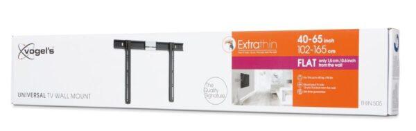 THIN 505 ExtraThin Fixed TV Wall Mount 6