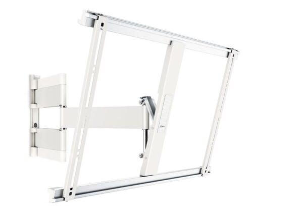 THIN 545 ExtraThin Full-Motion TV Wall Mount (white)