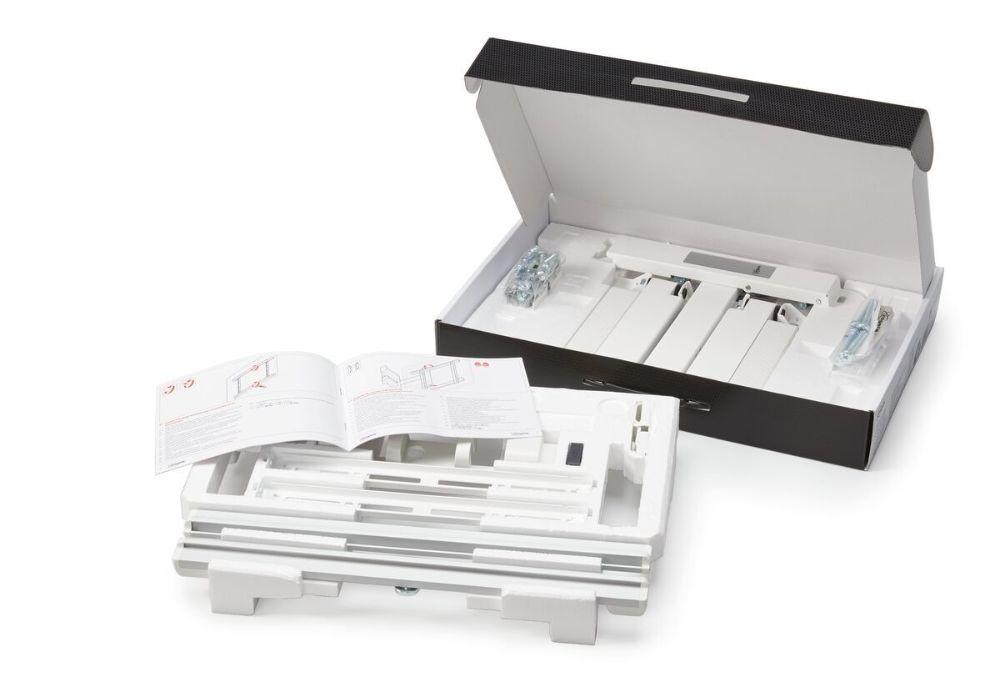 Vogel's THIN 445 ExtraThin Full-Motion TV Wall Mount (white) unbox