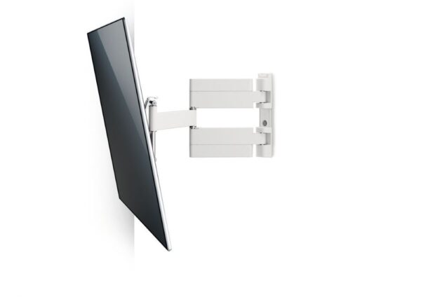 Vogel's THIN 445 ExtraThin Full-Motion TV Wall Mount whitewall