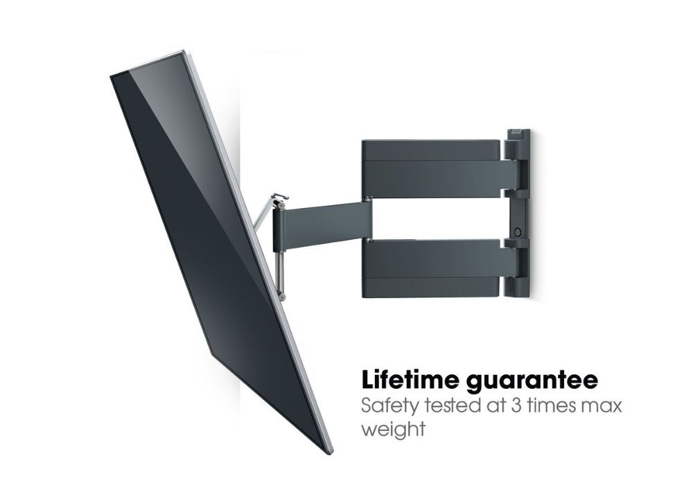 Vogel's THIN 545 ExtraThin Full-Motion TV Wall Mount guarantee