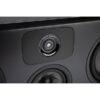 Polk Audio L400 Κεντρικό Ηχείο .black.3