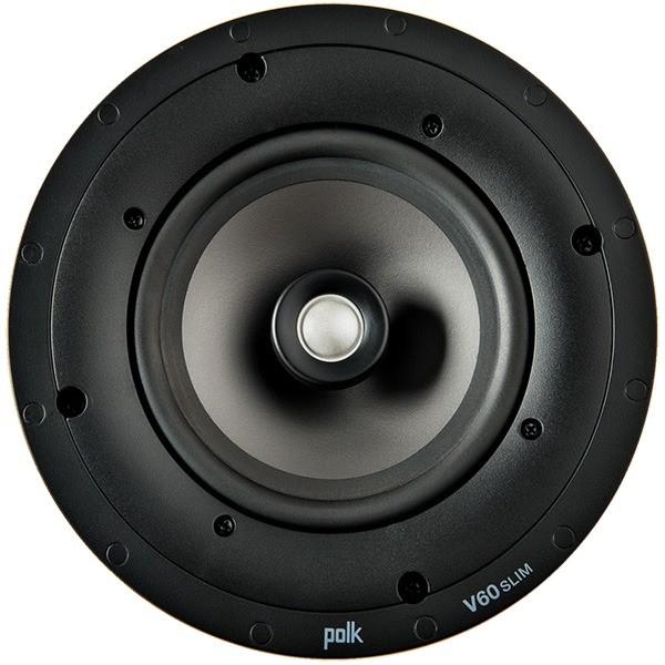 Polk Audio V60 (slim) Ηχείο Εγκατάστασης