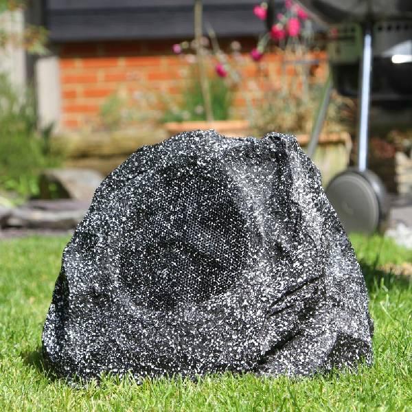 All-In-One Bluetooth Outdoor Garden Rock Speaker garden1