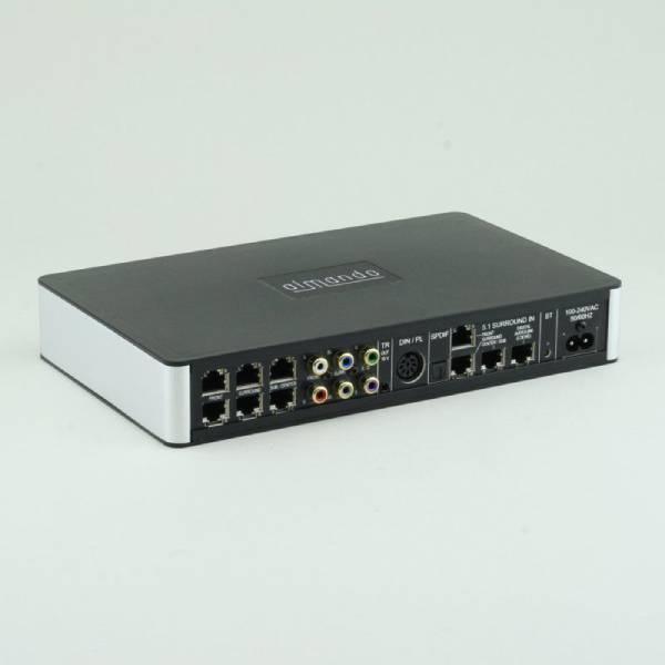 Almando Multiplay Surround Switch. black