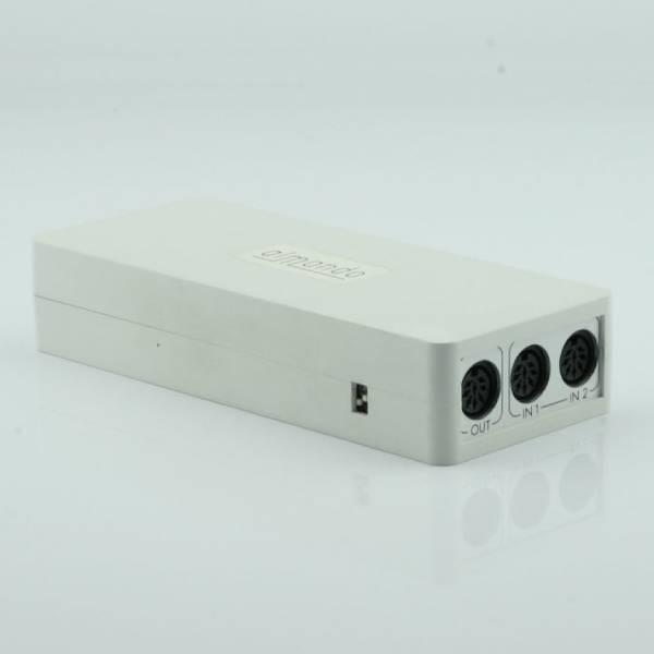 Almando Powerlink-Switch Stereo Άσπρο