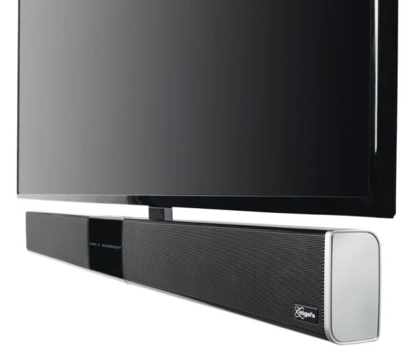 SoundMount (NEXT 8365) Full-Motion TV Wall Mount with Integrated Sound