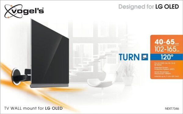 NEXT 7346 Full-Motion OLED TV Wall Mount