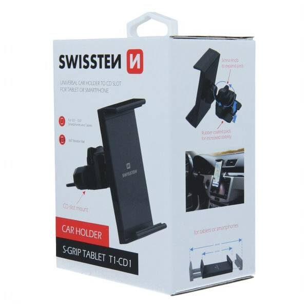 Swissten S-GRIP T1-CD1 θήκη αυτοκινήτου για Tablet7