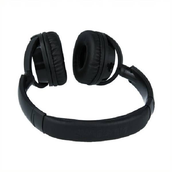 WIRELESS STEREO HAEDPHONES SWISSTEN TRIX BLACK