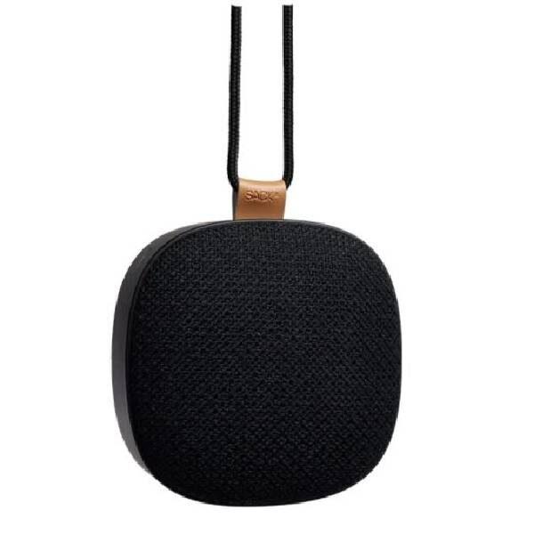 Ηχείο WOOFit Go X Bluetooth - Μαύρο