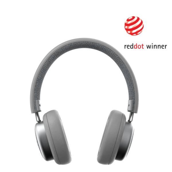 TOUCHit Ακουστικά On-Ear - Ασημί1