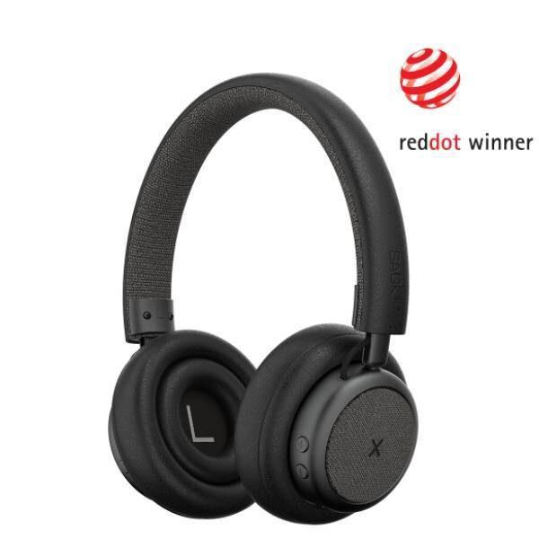 TOUCHit Ακουστικά On-Ear - Μαύρα