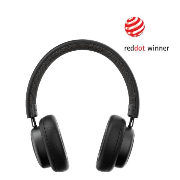 TOUCHit Ακουστικά On-Ear - Μαύρα1