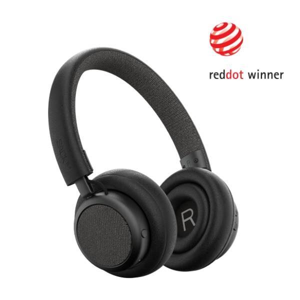 TOUCHit Ακουστικά On-Ear - Μαύρα4