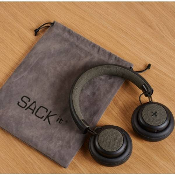 TOUCHit Ακουστικά On-Ear - Μαύρα7