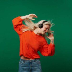 TOUCHit Ακουστικά On-Ear - Μαύρα8