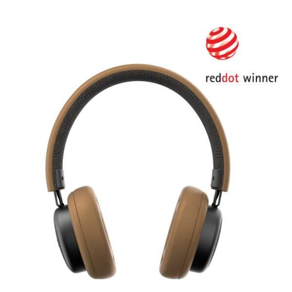 TOUCHit Ακουστικά On-Ear - Χρυσά1