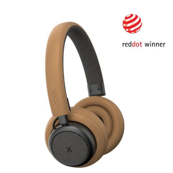 TOUCHit Ακουστικά On-Ear - Χρυσά2