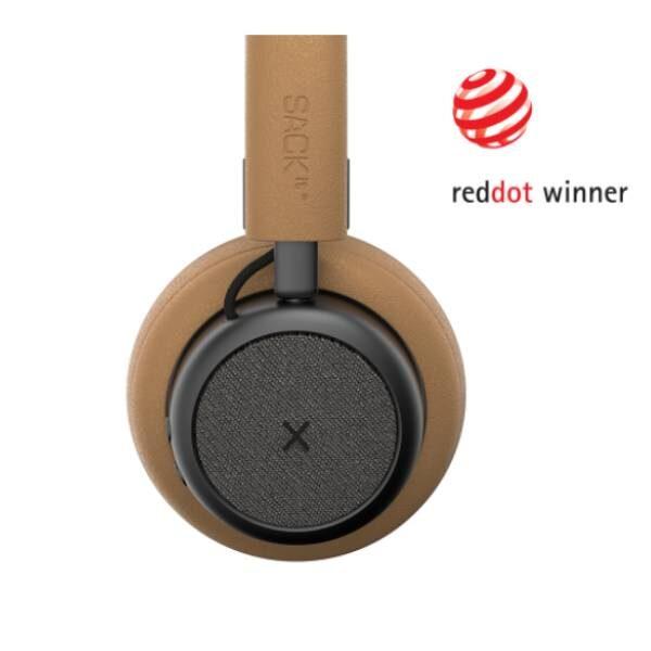 TOUCHit Ακουστικά On-Ear - Χρυσά3