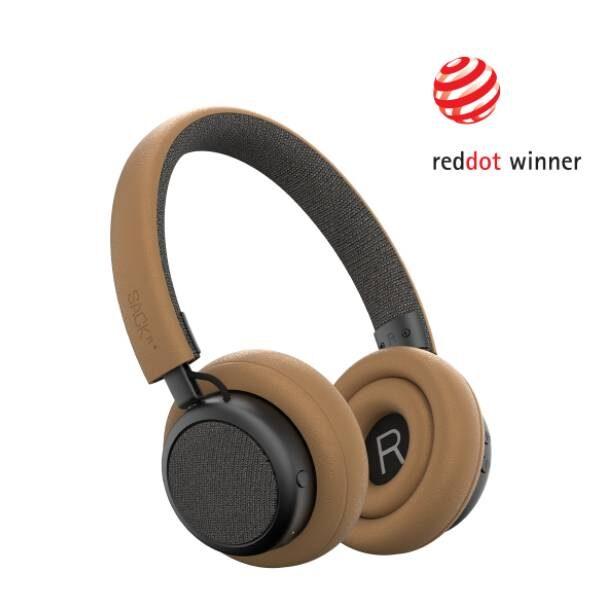 TOUCHit Ακουστικά On-Ear - Χρυσά4