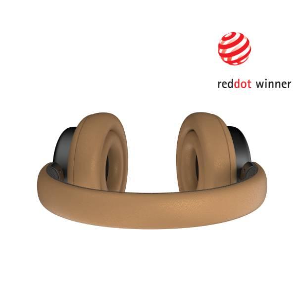 TOUCHit Ακουστικά On-Ear - Χρυσά5