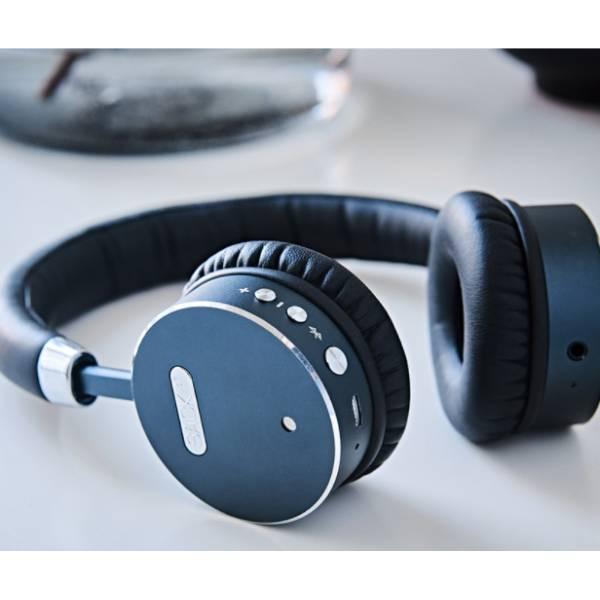 WOOFit Ακουστικά Bluetooth - Μαύρα1