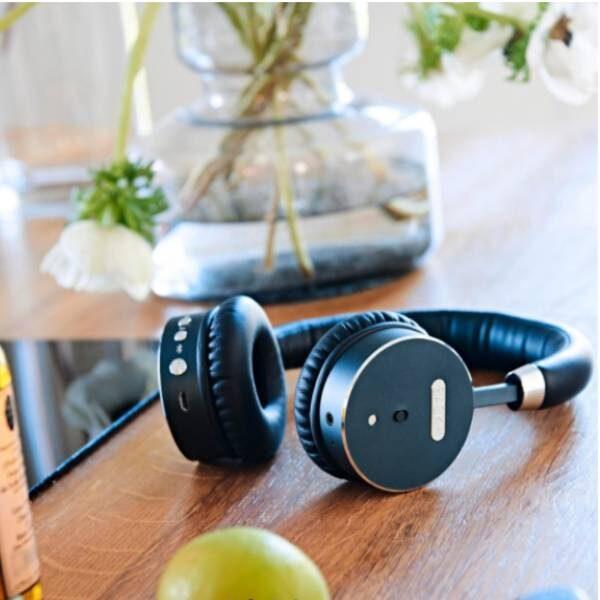 WOOFit Ακουστικά Bluetooth - Μαύρα2