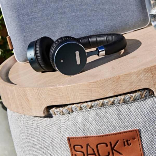 WOOFit Ακουστικά Bluetooth - Μαύρα3