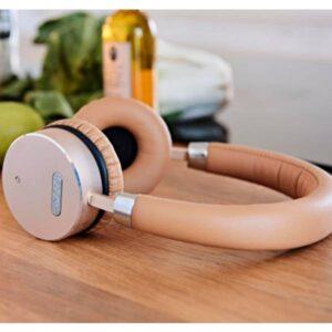 WOOFit Ακουστικά Bluetooth - Χρυσά2