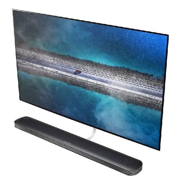 LG OLED77W9PLA 77'' TV OLED 4K Cinema2