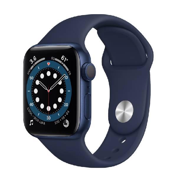 Apple Watch S6 GPS 40mm Blue AluminiumDeep Navy EU
