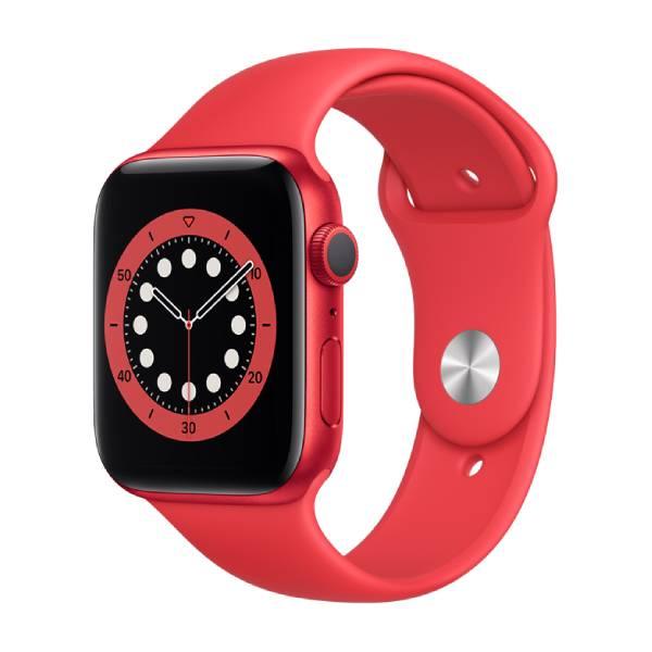Apple Watch S6 GPS 44mm RedDeep Red EU