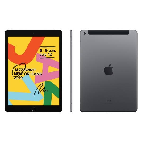 Apple iPad 2019 10.2 WiFi + Cellular (32GB) Space Gray1