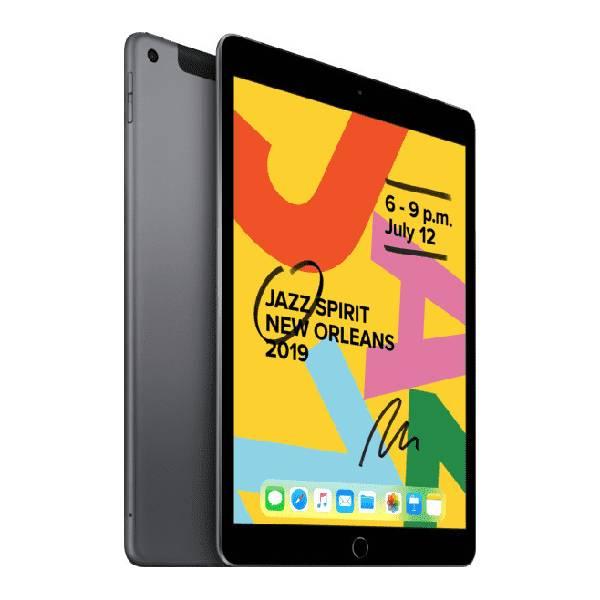 Apple iPad 2019 10.2 WiFi + Cellular (32GB) Space Gray3