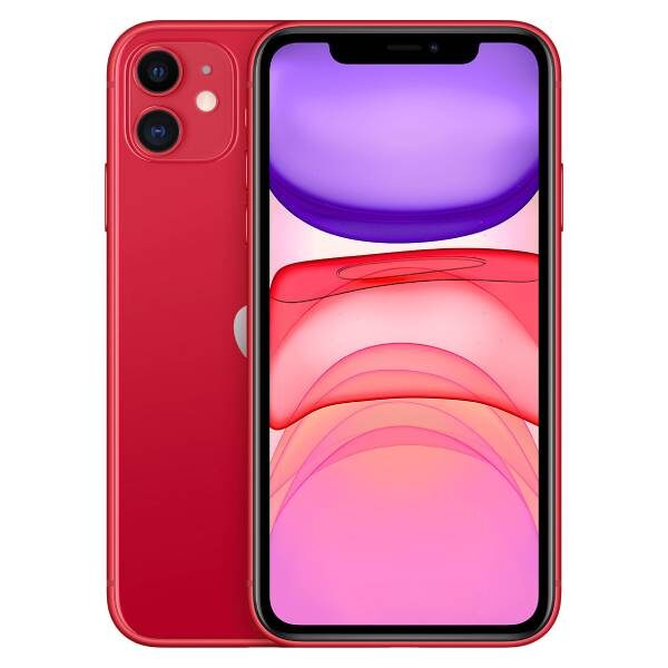 Apple iPhone 11 (128GB) Κόκκινο