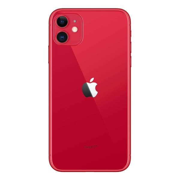 Apple iPhone 11 (128GB) Κόκκινο1