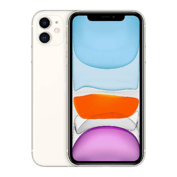 Apple iPhone 11 (128GB) Λευκό