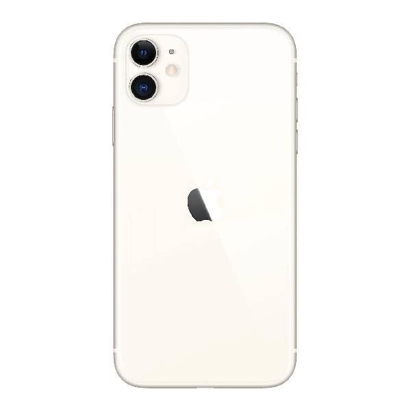 Apple iPhone 11 (128GB) Λευκό1