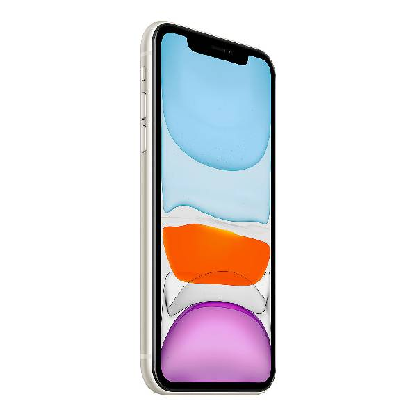 Apple iPhone 11 (128GB) Λευκό2