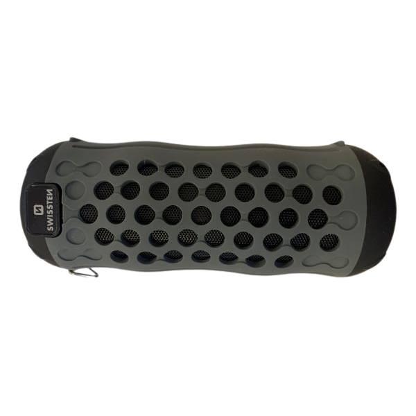 Swissten Bluetooth ηχείο X-Boom - Γκρί