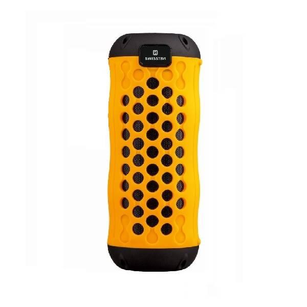 Swissten Bluetooth ηχείο X-Boom - Πορτοκαλί1